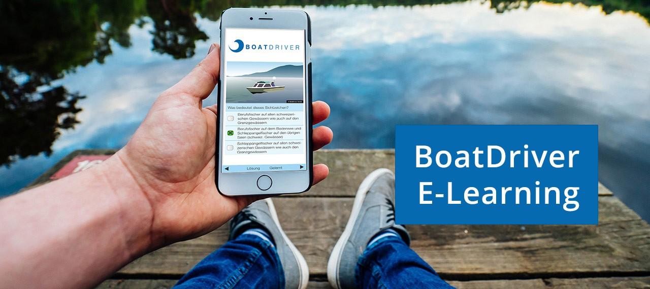 Das neue BoatDriver-E-Learning erscheint bald!