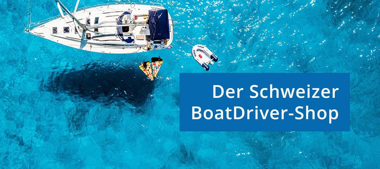 BoatDriver-Shop: Produkte für die Ausbildung