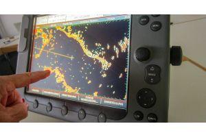 Marine-Radar/Plotter in Theorie und Praxis