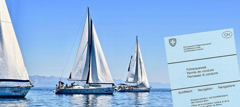 Infos pour l'examen du permis de naviguer un bateau à voile cat. D
