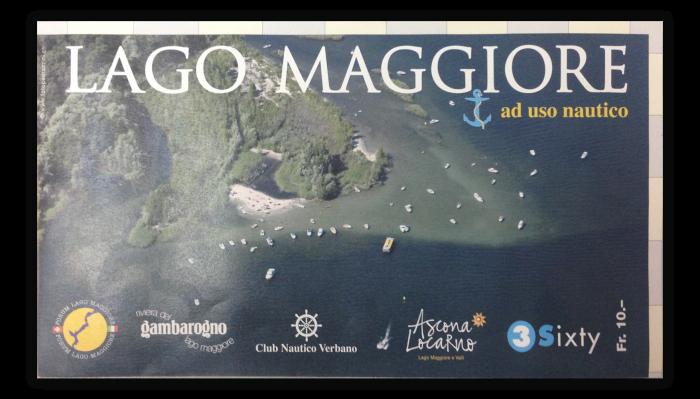 Lago Maggiore Karte.Nautische Karte Lago Maggiore