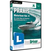 BoatDriver - PRAXIS Motorboot Kat. A (CD-ROM, Software)