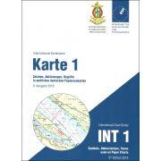 KARTE 1. Zeichen, Abkürzungen, Begriffe in amtlichen deutschen Papierseekarten