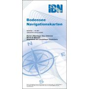 Seekarte Bodensee (wasserfest + formstabil)