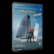 Boatset 1 Add-On pour Sail Simulator 5