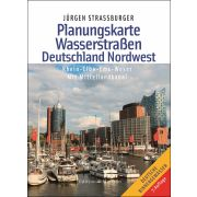 Planungskarte Wasserstrassen Deutschland Nordwest