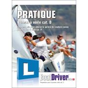 BoatDriver - PRATIQUE bateau à voile cat. D (livre)