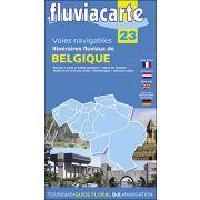 C023 - Belgique - Itinéraires fluviaux