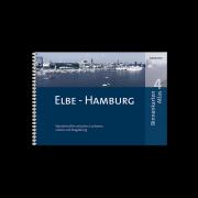 Elbe - Hamburg - Binnenkarten Atlas 4