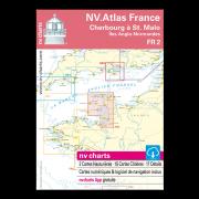 NV.Atlas France FR2: Cherbourg à St. Malo, Îles Anglo-Normandes 2018/19