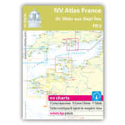 NV.Atlas France FR3: St. Malo aux Sept Îles 2018/19
