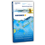 Navionics+ Secure Digital Memory Card (MSD)
