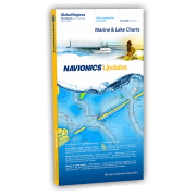 Navionics+ Upgrade Secure Digital Memory Card (MSD, 8GB)