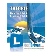 BoatDriver - THEORIE Kat. A/D (Buch)