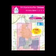 NV.Atlas Serie 1, 2, 3, 4: Kartenkoffer Ostsee 2018