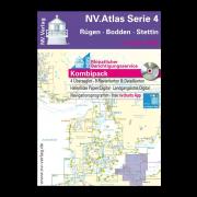 NV.Atlas Serie 4: Rund Rügen - Boddengewässer, Stettin 2018