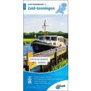 Waterkaart 3 - Zuid-Groningen