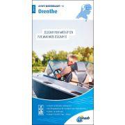 Waterkaart 4 - Drenthe