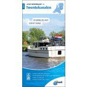 Waterkaart 6 - Twentekanalen
