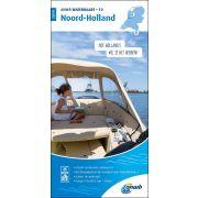 Waterkaart 10 - Noord-Holland