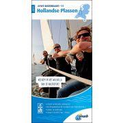 Waterkaart 11 - Hollandse Plassen