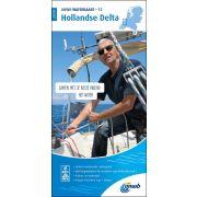 Waterkaart 12 - Hollandse Delta