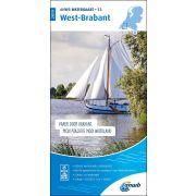 Waterkaart 13 - West-Brabant