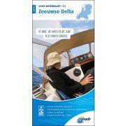 Waterkaart 14 - Zeeuwse Delta
