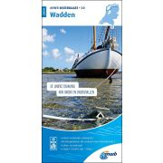 Waterkaart 20 - Wadden