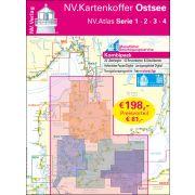 NV.Kartenkoffer Ostsee