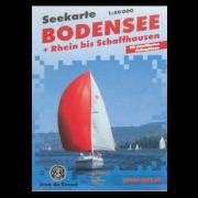 Seekarte Bodensee und Rhein bis Schaffhausen