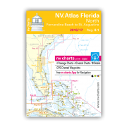 NV.Atlas Florida 8.1: North, Fernandina Beach to St. Augustine 2016/17