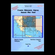 General Pilot Chart GPC3 - North Aegean Sea