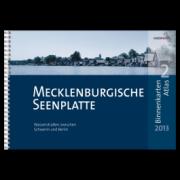 Mecklenburgische Seenplatte - Binnenkarten Atlas 2
