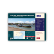 2100 Kent and Sussex Coasts Chart Pack