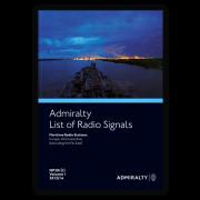 NP281(1) Admiralty List of Radio Signals Vol. 1, Part 1 (ALRS)