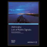 NP281(2) Admiralty List of Radio Signals Vol. 1, Part 2 (ALRS)