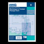 B Martinique to Trinidad Passage Chart