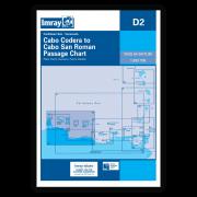 D2 Cabo Codera to Cabo San Roman Passage Chart