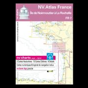 NV.Atlas France FR7: Iles de Noirmoutier à Oléron, La Rochelle 2018/19