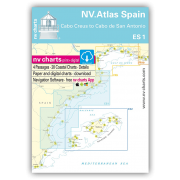 NV.Atlas Spain ES1: Cabo Creus to Cabo de San Antonio 2017/18