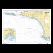 SHOM 7147L De la Chaussée de Sein à la Pointe de Penmarc'h - Baie d'Audierne
