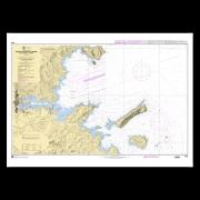 SHOM 7189L Golfes d'Olbia et d'Aranci - Iles Tavolara et Molara