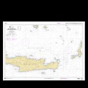 7531L Nísos Krítí (Partie Est) - De Nísos Thíra (Santorin) à Nísos Kásos