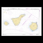 SHOM 7565L Gran Canaria, Tenerife et La Gomera