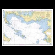 9999 Carte spéciale d'exercice pliée - Permis mer hauturier