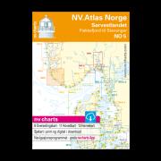 NV.Atlas Norge NO5: Sørvestlandet, Flekkefjord til Stavanger 2018