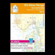 NV.Atlas Norge NO6: Sørvestlandet, Stavanger til Haugesund 2018