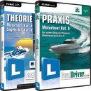 BoatDriver - Set 1: Motorboot-Set (CD-ROM, Software)