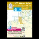 NV.Atlas Weser DE12: Bremen bis Helgoland & Jade 2018